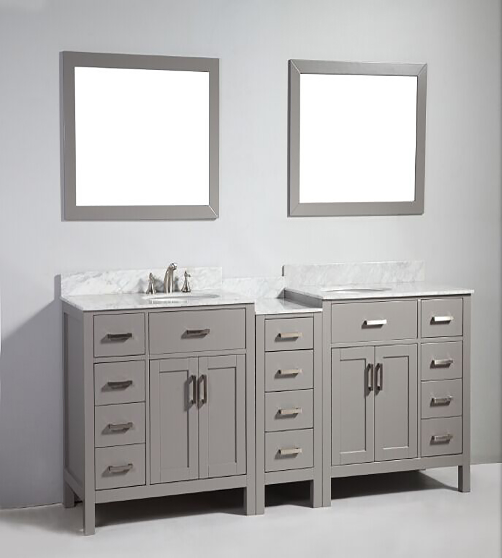 86 Inch Bathroom Vanity Milan Gallery Bathroom Vanities Best Selection Bathroom Vanities In Los Angeles