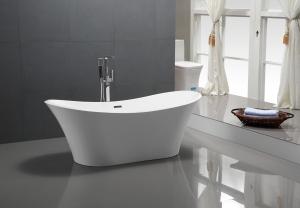 71 inch free standing bathtub